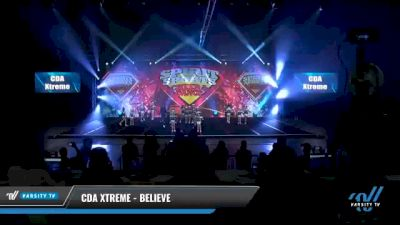 CDA Xtreme - Believe [2021 L2 Youth - D2 - Small Day 1] 2021 Spirit Sports: Battle at the Beach