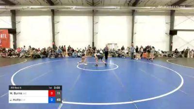 61 kg Prelims - Madison Burns, Bad Karma Renegades vs Jo-Ellen Hutto, Hammer Chicks