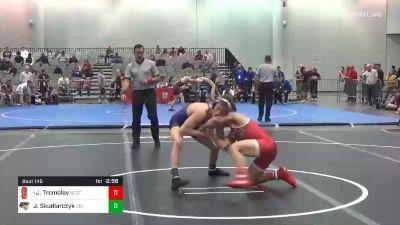 133 lbs Prelims - Jarrett Trombley, NC State vs Jack Skudlarczyk, Northern Iowa