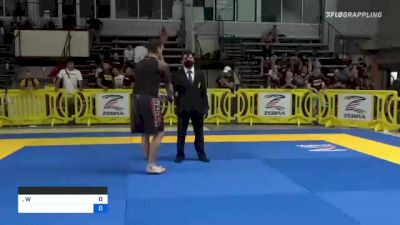 Eric Packer vs Christopher Edward Cash 2021 Pan IBJJF Jiu-Jitsu No-Gi Championship