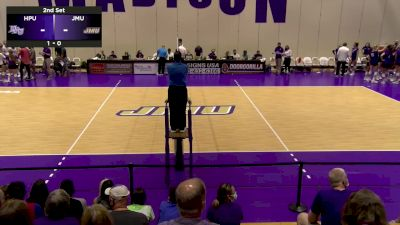 Replay: High Point vs James Madison | Aug 27 @ 5 PM