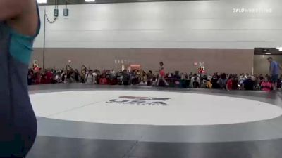 70 kg Semifinal - Angelica Serratos, CA vs Morgan Hyland, PA