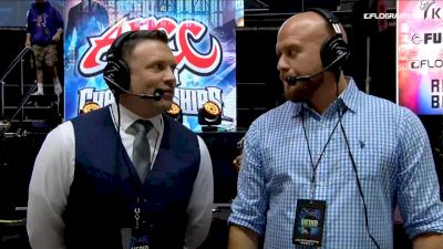 Jon Blank vs Josh Hinger 2019 ADCC World Championships