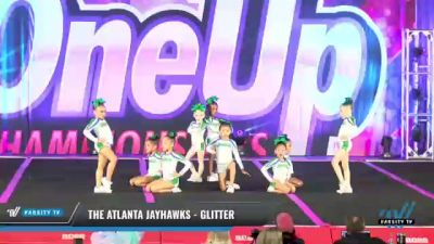 The Atlanta Jayhawks - GLITTER [2021 L1 Tiny - Novice - Restrictions Day 1] 2021 One Up National Championship