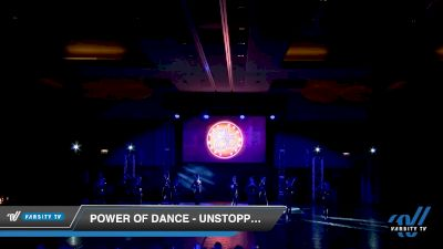 Power of Dance - Unstoppable [2020 Open Kick Day 1] 2020 GLCC: The Showdown Grand Nationals