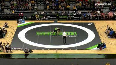 132 lbs Who's #1 - Shayne Van Ness, New Jersey vs Jesse Mendez, Indiana