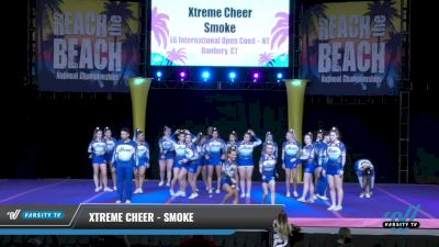 Xtreme Cheer - Smoke [2021 L6 International Open Coed - NT Day 1] 2021 ACDA: Reach The Beach Nationals