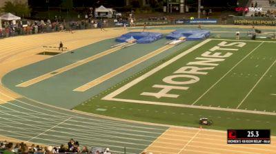 Women's 4x400m Relay, Quarterfinal 1