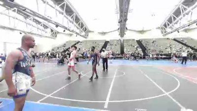 174 lbs Quarterfinal - Thomas Stigliano, NJ Slapz vs TJ Hepburn, Wolf Gang Wrestling Academy