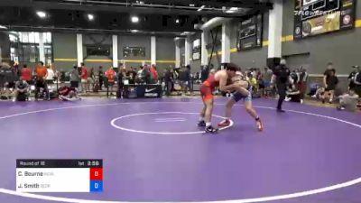 86 kg Prelims - Connor Bourne, Nevada vs Jaxon Smith, Georgia