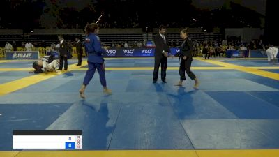 RENATA MOREIRA vs JESSICA SWANSON 2019 Pan Jiu-Jitsu IBJJF Championship