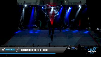 Cheer City United - NIKE [2021 L4 Junior - D2 - Small Day 1] 2021 The U.S. Finals: Pensacola