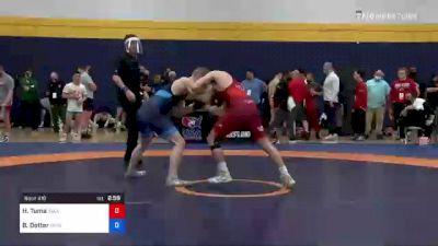 67 kg Round Of 16 - Hayden Tuma, Idaho vs Brenton Dotter, Rhinelander Wrestling Club