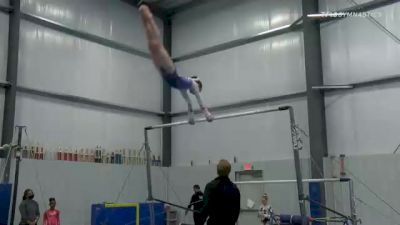 Claire Pease - Bars, WOGA Gymnastics - 2021 American Classic and Hopes Classic