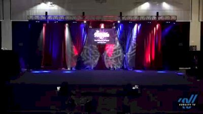 The Stingray All Stars - Moonlight [2021 L4.2 Senior Coed Day 2] 2021 The American Royale DI & DII