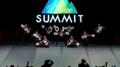 Brisbane School of Dance - Farenheit [2018 Small Mini Pom Finals] The Dance Summit