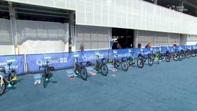 Replay: World Triathlon Series: Montreal | Aug 13 @ 3 PM