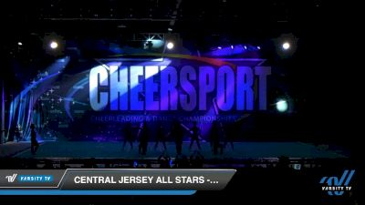 Central Jersey All Stars - Team Gunz [2020 Senior XSmall Coed 6 Division B Day 2] 2020 CHEERSPORT National Cheerleading Championship