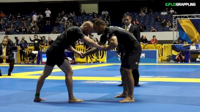 The MUST WATCH Sequence That Earned Josh Hinger His Third World Title