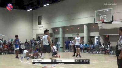 Royals vs. City Rocks - 2021 AAU Boys Championship (15U-17U and 20U)