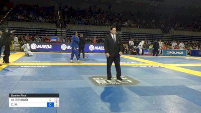CHAD M. G. HARDY vs MICHAEL REMIGIO LIERA JR. 2019 Pan Jiu-Jitsu IBJJF Championship