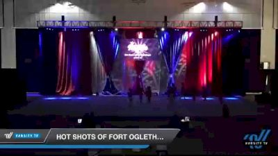 Hot Shots of Fort Oglethope - Slate [2021 L2 Mini - D2 Day 2] 2021 The American Royale DI & DII