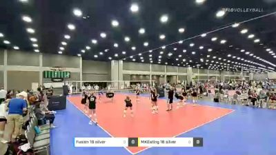 Fusion 16 silver vs MKEsting 16 silver - 2021 JVA World Challenge presented by Nike