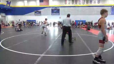 113 lbs Consolation - Konstantine Papadoulous, Izzy Style 1 vs Gavin Drenten, Ares Wrestling Club