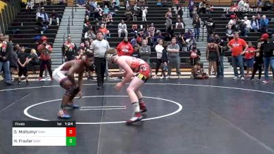 145 lbs Final - Gabriel Moltumyr, SMWC WolfPack vs Hugo Frazier, SMWC WolfPack