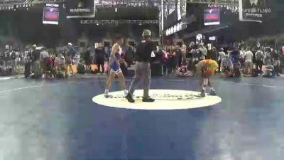 113 lbs Consi Of 16 #2 - Trevon Gray, Virginia vs Dominic DeAltonaga, California