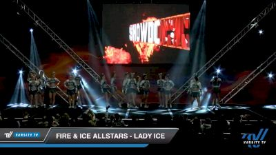 Fire & Ice Allstars - Lady ICE [2020 L6 Senior - Small Day 2] 2020 GLCC: The Showdown Grand Nationals