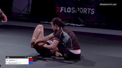 Mayssa Bastos vs Tammi Musumeci Who's Number One Championship