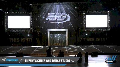 Tiffany's Cheer and Dance Studio - Cheer Champions Pink Glitter [2021 L1.1 Mini - PREP - D2 - A Day 1] 2021 The U.S. Finals: Louisville