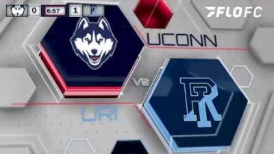 Replay: Rhode Island vs Connecticut - 2021 Rhode Island vs UConn | Sep 3 @ 7 PM
