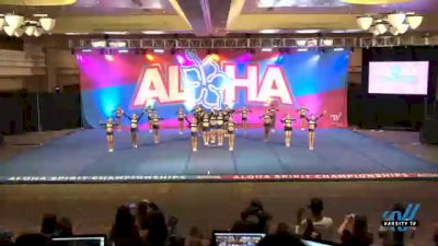Cheer Central Suns - Midnight [2021 L6 International Open Day 2] 2021 Aloha DI & DII Championships