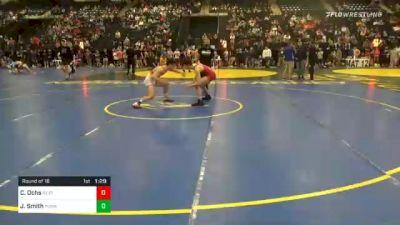 126 lbs Prelims - Carson Ochs, Next Level Training Academy vs John Smith, Yuma Wrestling