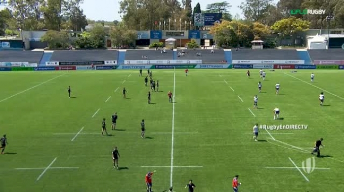 APC Rd 3: USA Selects vs Argentina XV