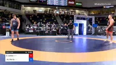 125 kg Prelims - Christian Lance, Nebraska Wrestling Training Center vs Mason Parris, Cliff Keen Wrestling Club