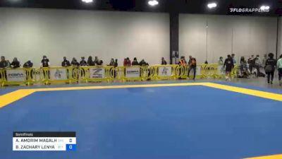 TARA GIOVANNA WHITE vs RAFAELA RIBEIRO GUEDES 2020 IBJJF Pan No-Gi Championship