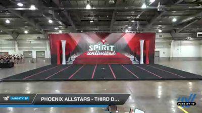 Phoenix Allstars - Third Degree [2021 L3 Junior - Small Day 1] 2021 Red Rose Championship