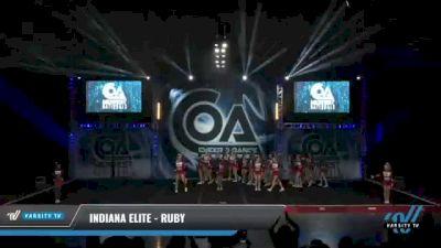 Indiana Elite - Ruby [2021 L5 Senior Day 2] 2021 COA: Midwest National Championship