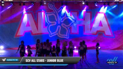 SCV All Stars - Junior Blue [2021 L4 Junior - Small Day 1] 2021 Aloha DI & DII Championships