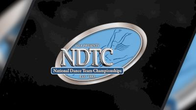 Full Replay: HP Field House - UDA National Dance Team Championship - Apr 22
