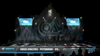 Cheer Athletics - Pittsburgh - Steelcats [2021 L6 Senior Coed Open - Small Day 2] 2021 COA: Midwest National Championship