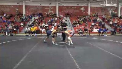 79 kg Prelims - Caleb Orris, Jackrabbit Wrestling Club vs Thomas Sell, Tennessee