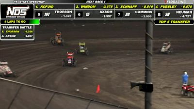 Heat Races | USAC Harvest Cup at Tri-State