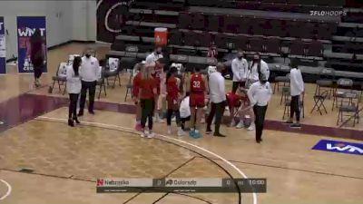 Colorado vs. Nebraska - 2021 WNIT - Round 2, Memphis Regional