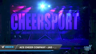 ACE Cheer Company - JAS - Nighthawks [2019 Senior Coed Small 3 Day 2] 2019 CHEERSPORT Nationals