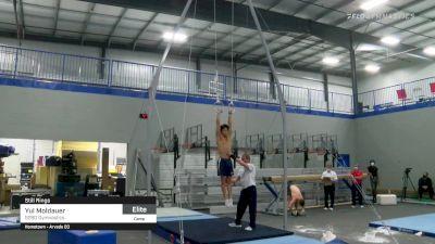 Yul Moldauer - Still Rings, 5280 Gymnastics - 2021 April Men's Senior National Team Camp