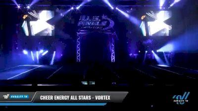 Cheer Energy All Stars - Vortex [2021 L3 Junior - D2 Day 1] 2021 The U.S. Finals: Myrtle Beach